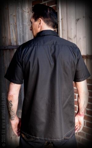 Rumble59 - Lounge Shirt - TCB-Diamonds