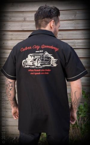 Rumble59 - Lounge Shirt - Bill Stevens
