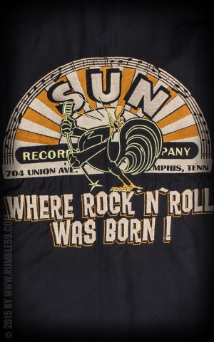 Rumble59 - Lounge Shirt - Sun Records