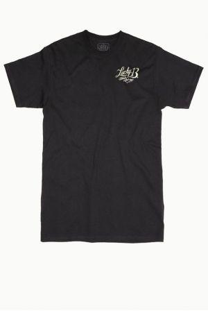 Lucky13 Männer T-Shirt - Black And Tan
