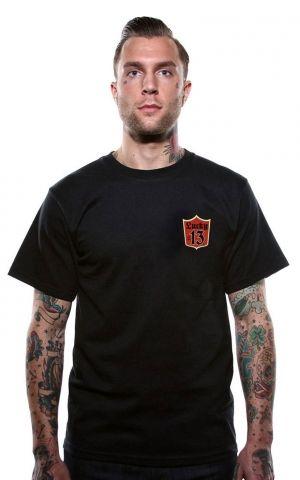 Lucky13 T-Shirt Homme - Custom Clean