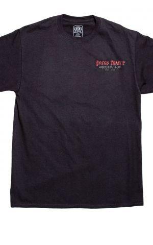 Lucky13 Mens T-Shirt - Speed Trials