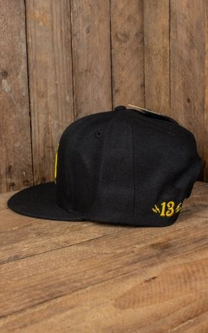 Lucky13 Baseball Trucker Kappe - Shocker