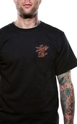 Lucky13 Mens T-Shirt - Speed Devil