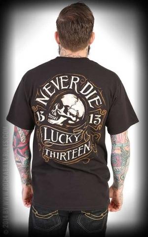 Lucky13 T-Shirt - Never Die