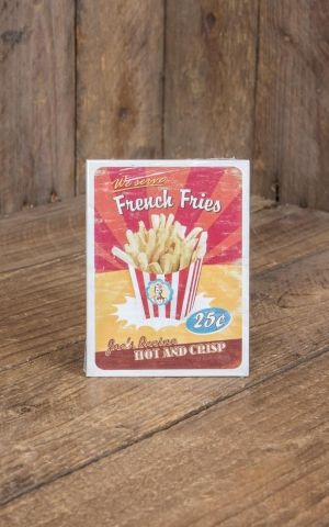 Magnet - Diner French Fries