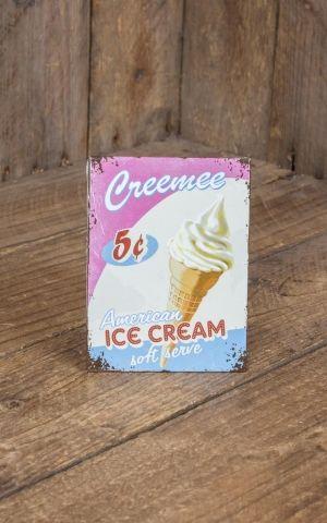 Magnet - Diner Ice Cream