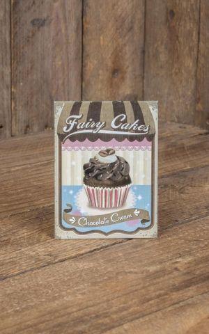 Magnet - Fairy Cakes Chocolate Cream