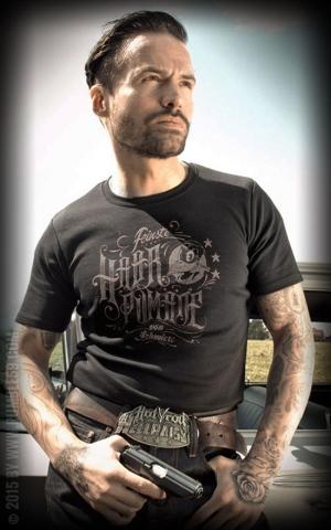 Rumble59 - T-Shirt - Schmiere - Feinste Haarpomade