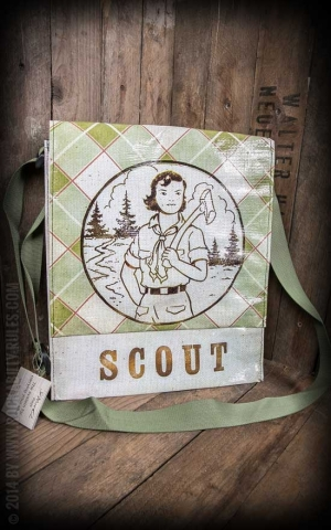 Messenger Bag - Scout