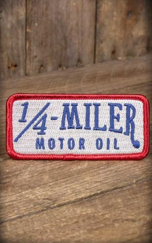 Rumble59 - Patch 1/4-Miler Motor Oil