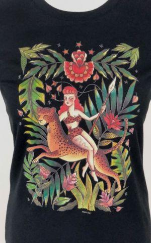 Mischief Made - Frauen T-Shirt Jungle Queen