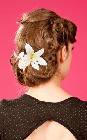 Miss Candyfloss Haarclip Lilie Destinee-Grace