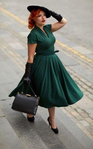 Rockabilly Kleider Vintage Kleider Online Rockabilly Rules