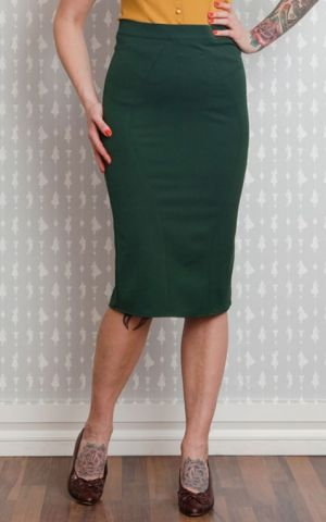 Miss Candyfloss Pencil Skirt Juana-Gia