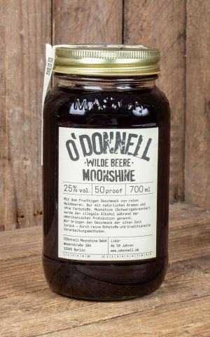ODonnell Moonshine Wild Berry