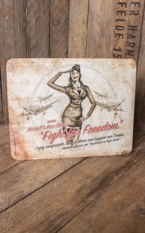 Rumble59 - Mousepad - Freedom