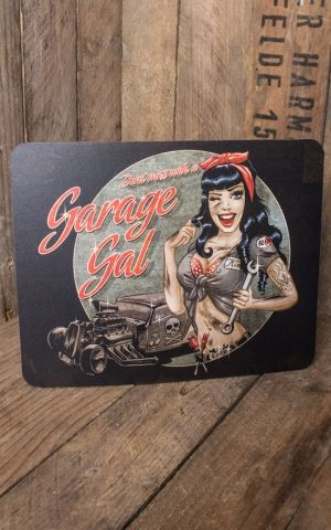 Rumble59 - Mousepad - Garage