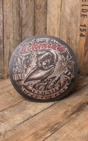 Rumble59 Mousepad - Schmiere Red Ink