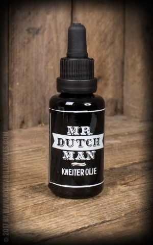 Mr. Dutchman - Beard Oil Kneiter Olie, 30ml