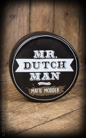 Mr. Dutchman - Pomade Matte Modder