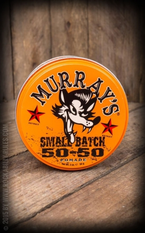 Murrays Small Batch 50-50 Special Edition Pomade