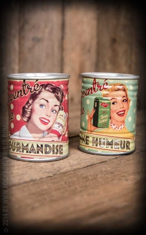 Salt and pepper pots - Concentrés 50s