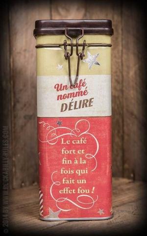 Vorratsdose - Kaffeedose - La fée du café