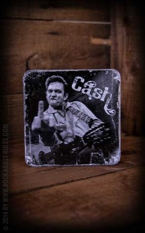 Untersetzer - Johnny Cash