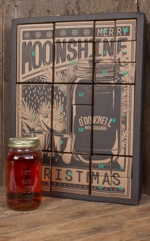 Original ODonnell Moonshine Calendrier de lAvent