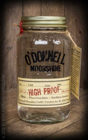 ODonnell Moonshine High Proof - Limitierte Edition