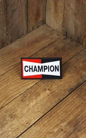 Patches à coudre - Champion