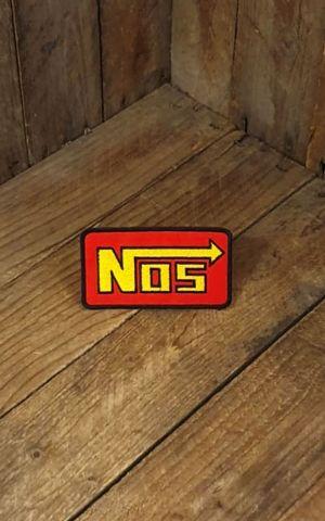 Patches à coudre - NOS Racing