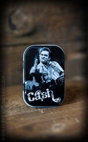 Tablet Dispenser - Johnny Cash