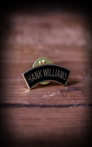 Pin Hank Williams
