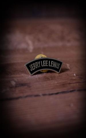 Pin Jerry Lee Lewis