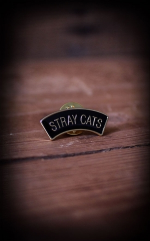 Pin Stray Cats