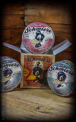 Rumble59 - Schmiere - Starter-Set
