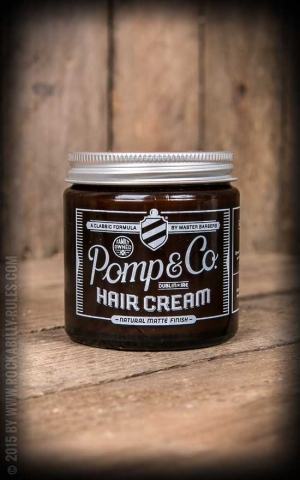 Pomp & Co - Hair Cream