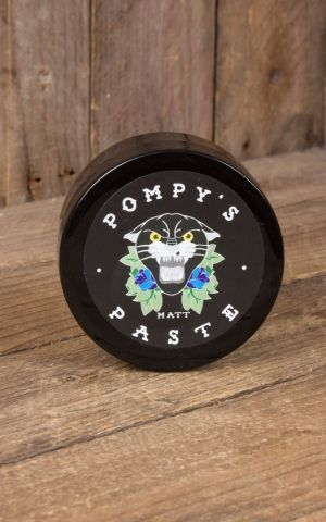 Pompys Pomade - Matt Paste