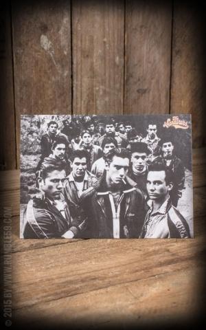 Postkarte - The Wanderers