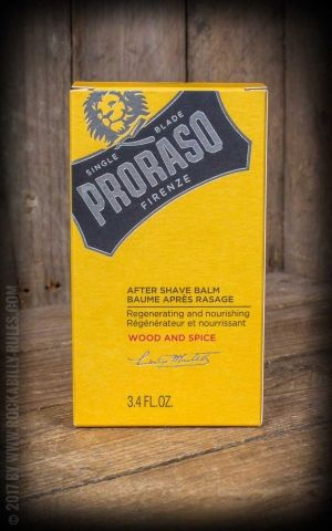 Proraso After Shave Balm Wood & Spice