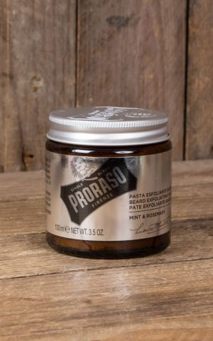 Proraso - Single Blade pelage de la barbe, Mint & Rosemary