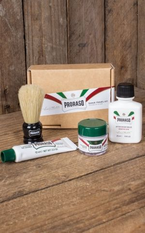 Proraso Travel Shaving Kit | Rasierset