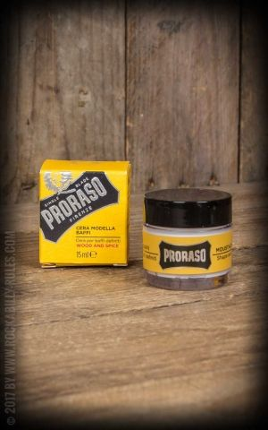 Proraso Moustache Wax Wood & Spice