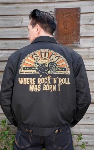 Rumble59 - Workerjacket - Sun Records