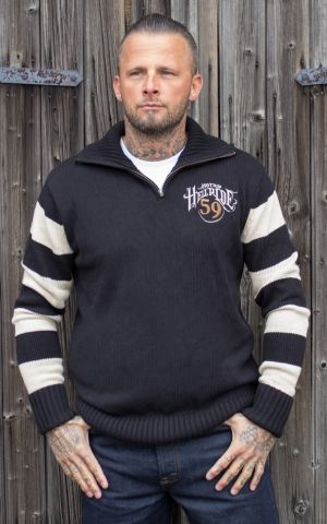 Rumble59 - Racing Sweater - Hotrod Hellride