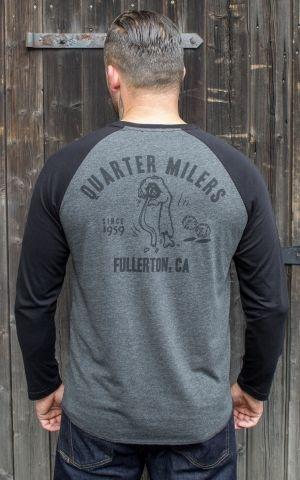 Rumble59 - Raglanshirt - Quarter Milers