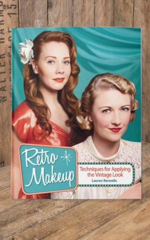 Buch Retro Makeup - by Lauren Rennells