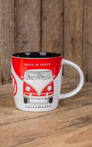 Vintage Mug - VW Good In Shape
